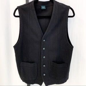 Vintage Rib Knit Vest